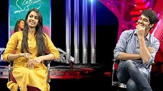 Exclusive Chit Chat with Niharika, Naga Shourya