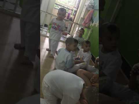 Một ngày thực tế tại nhà nuôi trẻ mồ côi chùa Linh Sơn quận 4, Hồ Chí Minh