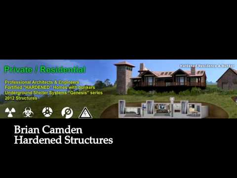 Fortified Homes - Radio Interview - Brian Camden Hardened Structures - Feb 2013
