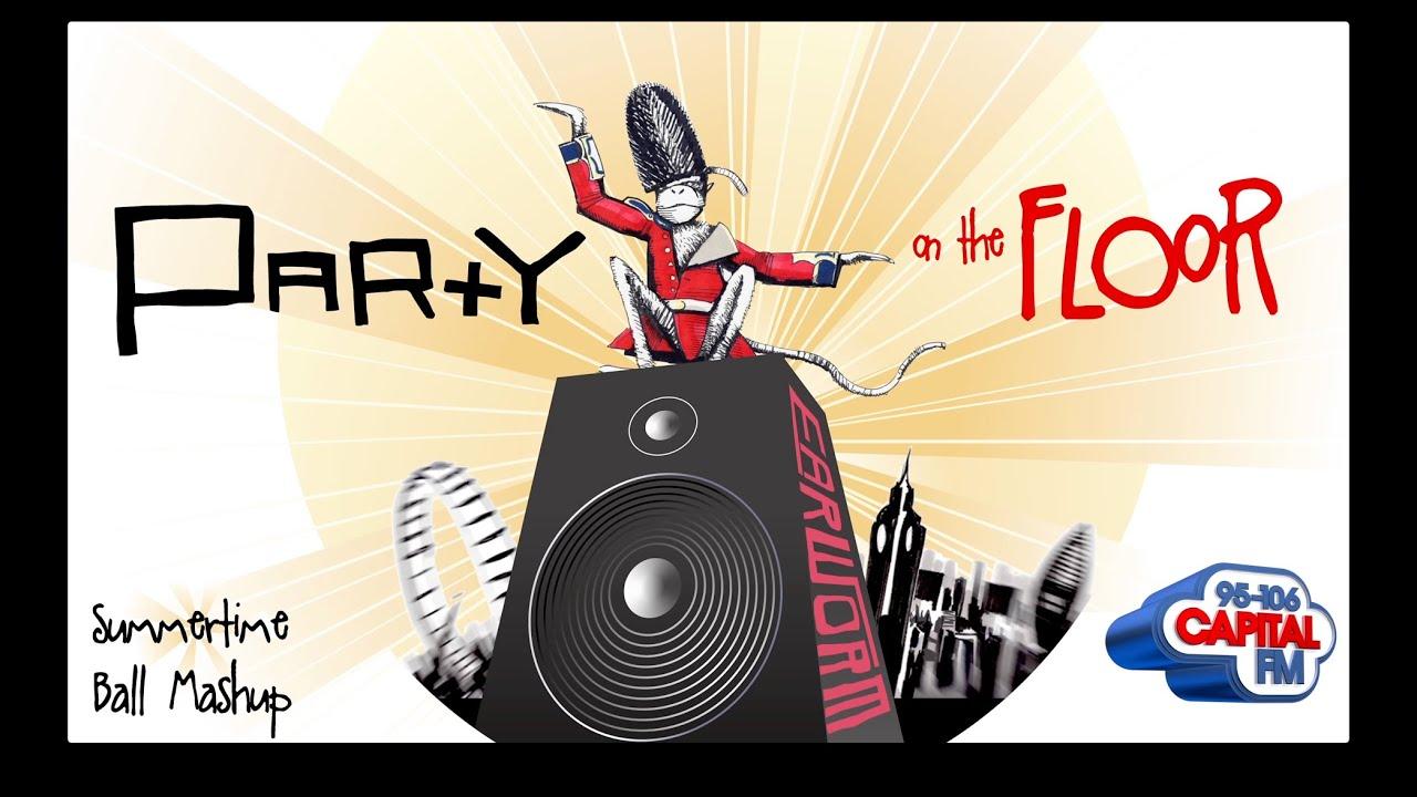 Dj Earworm Party On The Floor Capital Fm Summertime