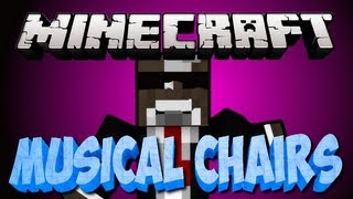 Minecraft 1.6.2 MUSICAL CHAIRS Server Minigame
