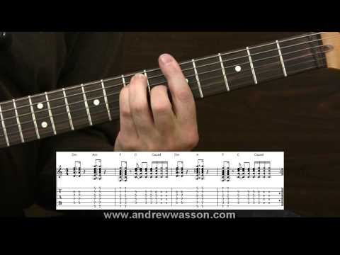 Minor Key Harmony: Major & Dominant Five Chords