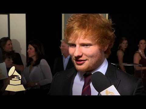 Ed Sheeran: Chats About Bulletproof Coffee