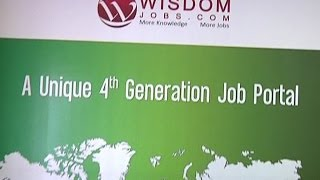 Wisdom Job Portal - An Able Portal For Job Aspirants