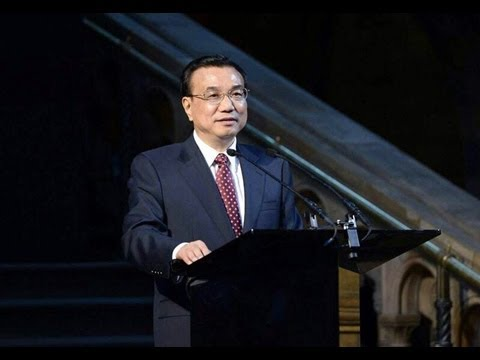 UK - China Business Dinner in honour of Chinese Premier Li Keqiang