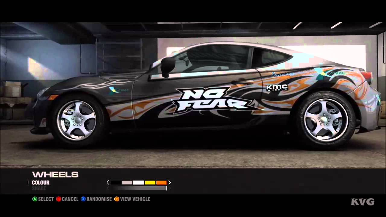 Can You Customize Cars In Need For Speed Xbox One