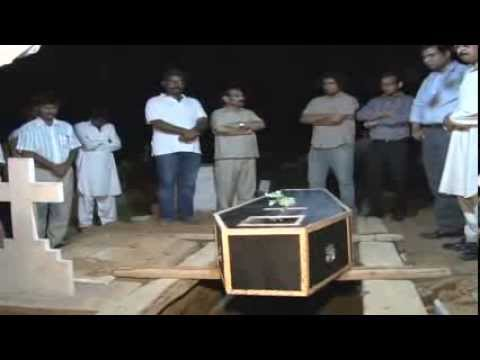 Quaid's Nurse Mrs A S Nathaniel, laid to rest | Abb Takk News, Lahore