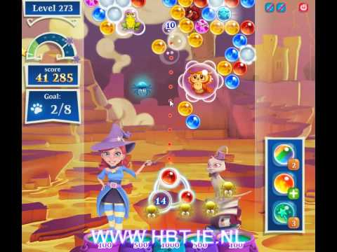 Bubble Witch Saga 2 level 273