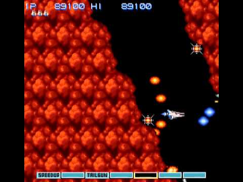 Gradius III - Vizzed.com Play - User video