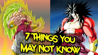 7 Things You Didn't Know About Broly (Probably) - Dragon Ball