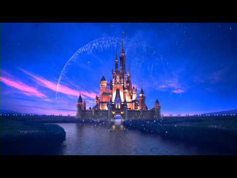 Walt disney pictures intro logo collection all variations hd