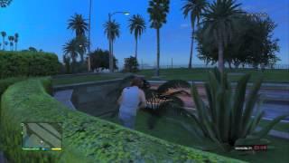 GTA V Fun Com #2 Invincibility Cheat, Super Jump Cheat
