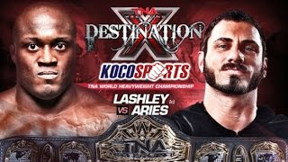 TNA Impact Wrestling REVIEW 07/31/14 (Destination X: Aries