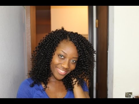 Crochet Braids Tutorial : REQUESTED In Depth Tutorial of how I Do My Crochet Braids - YouTube