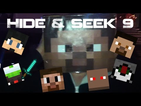 Minecraft: Hide & Seek 9 [THE NEW JOURNEY]