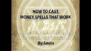 How To Cast Money Spells That Work