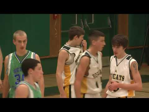 NAC - Seton Catholic Boys 2-13-13