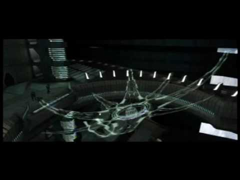"Halo 3 Cutscenes - 10 - ""The Ark: The Map Room"""