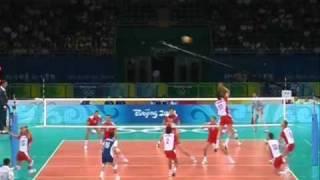 Los mejores jugadores de voleibol
