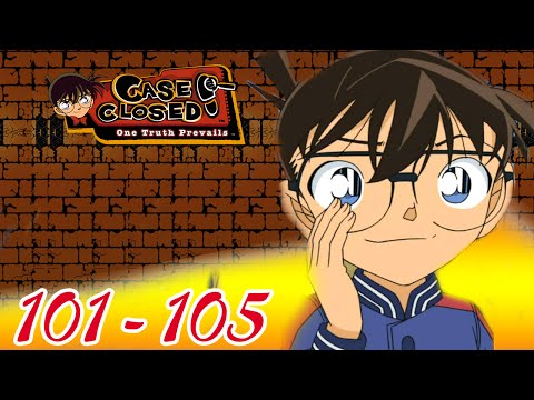 Detective Conan 101 102 103 104 105 English Sub