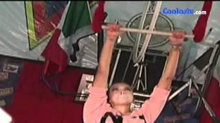 Adianez Ivette Hernandez Culos Lycras Amarillas Camel Toe