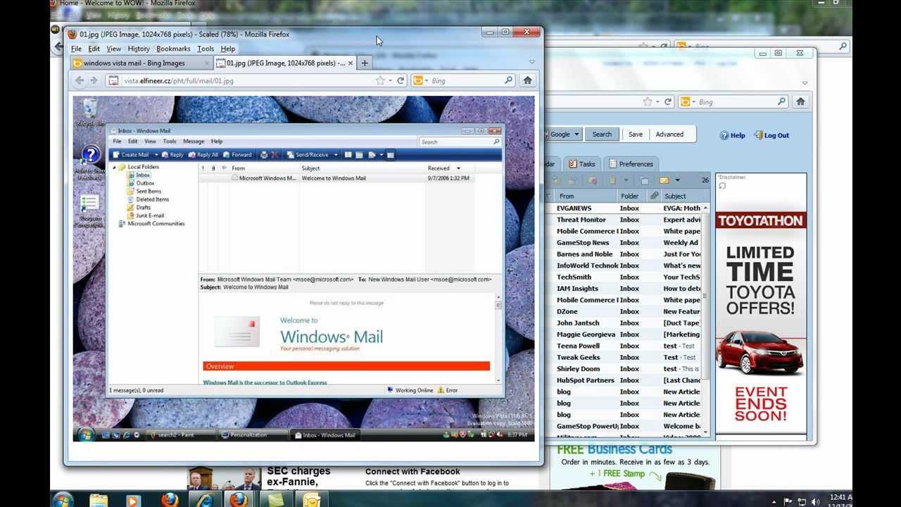 how to set chrome default email client