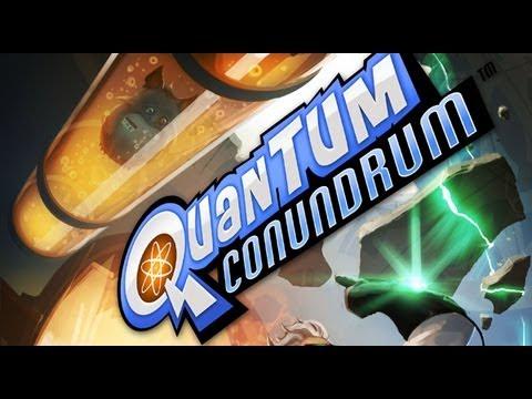 Quantum Conundrum Gameplay HD