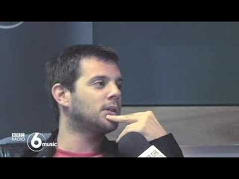 Mike Skinner AKA The Streets on The Music Week, BBC 6Music