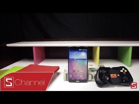 Mở hộp LG G Pro 2 chính hãng