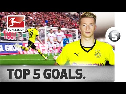 Bundesliga || Marco Reus - Top 5 Goals