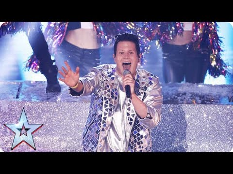 Richard Bayton kicks off the Semi-Finals in style | Semi-Final 1 | Britain's Got Talent 2016