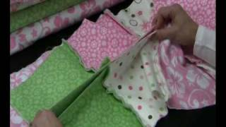 Rag Quilt Project Beverly's How-To