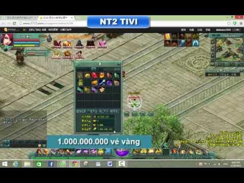 nhận vé vàng và đồ vlcm ( NT2 TIVI )