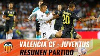 19/09/2018 - Valencia-Juventus 0-2, gli highlights