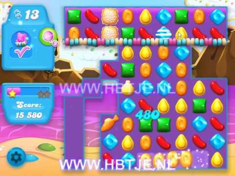 Candy Crush Soda Saga level 42