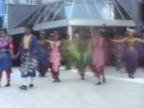 Festival de Folklore Mondial 1991 (2) - Martigues France - KABUMI