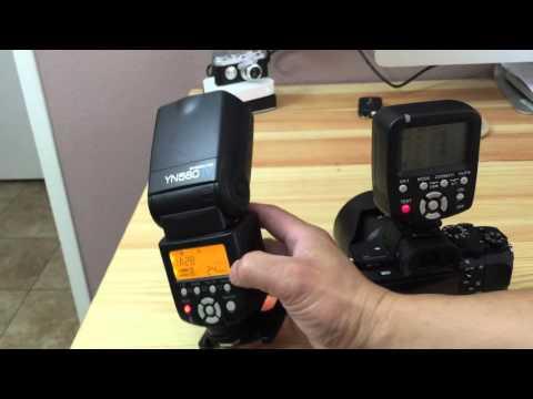 YONGNUO YN560 IV Speedlite & YN560-TX Controller (phần 2)