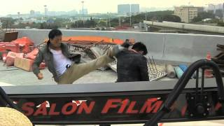 Donnie Yen In Special ID Behind The Scenes Tribute