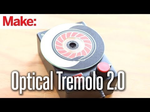 #WeekendProjects Q&A: Upgraded Optical Tremolo FXBox