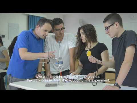 ePortfolio- Georgia Papaioannou /Engomi Gymnasium- Kyriakos Neocleous (with Εnglish Subtitles)