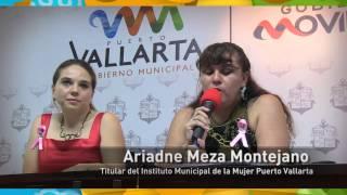 Puerto Vallarta se une a la jornada internacional de la lucha contra el cáncer de mama