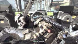 COD Ghosts Ending Rorke's Death+After Credit Scene