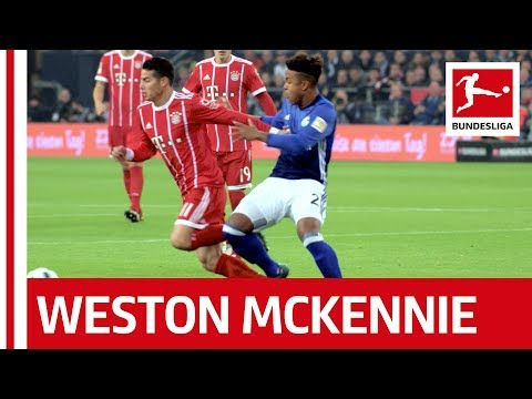 Weston McKennie - Schalke's New Gem