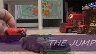 Cars-The Diecast Movie- Part 1, THE JUMP