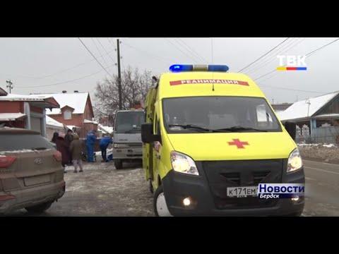 В Бердске мужчина получил тяжелые травмы и лишился руки, попав под карданный вал автомобиля