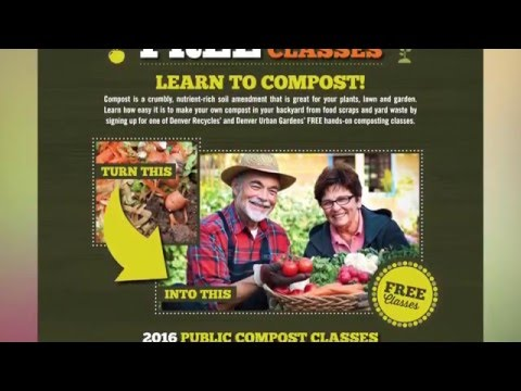 Around Dtown - Composting