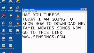 How To Download New Tamil Movie Songs For Free