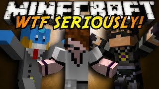 Minecraft:%20SERIOUSLY?!%20(Behind%20the%20Scenes)