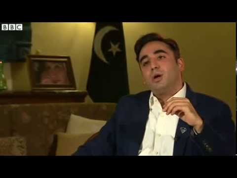 Bilawal Bhutto Zardari: We Would Like To Eradicate The Taliban From Pakistan