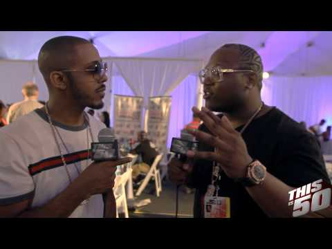 Marques Houston Talks LDB & Fall Out w/ Omarion